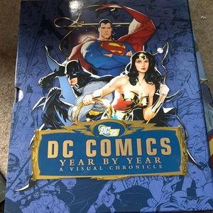 🆕💥Giant DC comics history/everything DC book♦️💥